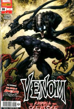 Copertina di Venom n.37 – Venom 20