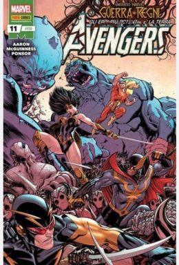 Copertina di Avengers n.115