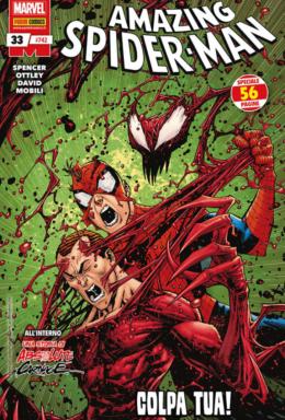 Copertina di Spider-Man n.742 – Spider-Man 33