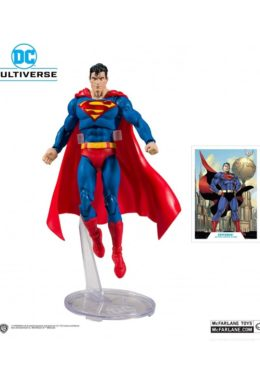 Copertina di Dc Superman Action Comics Action Figure