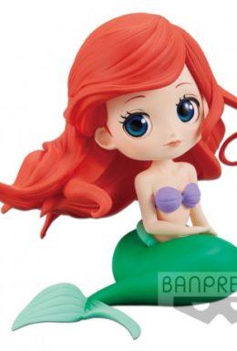Copertina di Disney Ariel Q Posket Ariel the Little Mermaid Figure