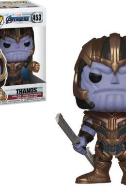 Copertina di Avengers Endgame Thanos Funko Pop 453