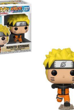 Copertina di Naruto Naruto Running Funko Pop 727