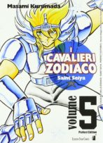 Cavalieri Zodiaco Perfect Edition n.5