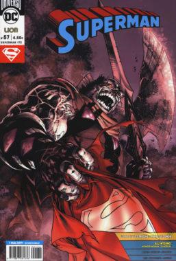 Copertina di Superman n.57
