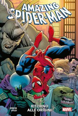 Copertina di Marvel Collection – Amazing Spider-Man 1 – Ritorno alle Origini
