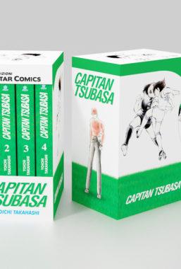 Copertina di Capitan Tsubasa Collection 1 (DI 5)