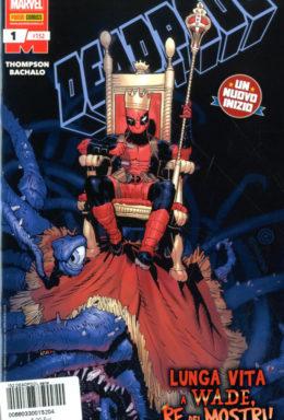 Copertina di Deadpool n.152 – Deadpool 1