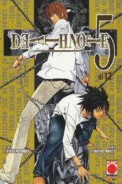 Death Note n.5 – V Ristampa