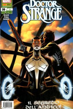 Copertina di Doctor Strange n.63 – Doctor Strange 20