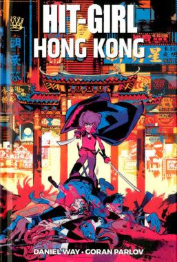 Copertina di Hit Girl 5 – A Hong Kong