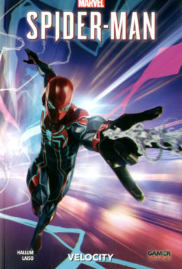 Copertina di Marvels Spider-Man – Velocity