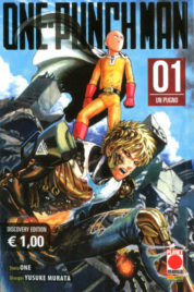 One-Punch Man n.1 – Discovery Edition