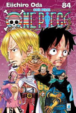 Copertina di One Piece New Edition n.84 – Greatest 243