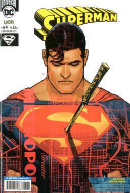 Copertina di Superman n.64