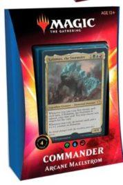 Ikoria Commander Deck: Kalamax Progenitore delle tempeste