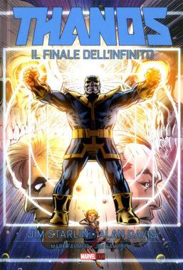 Copertina di Thanos – Il Finale Dell'infinito