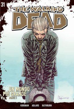 Copertina di The Walking Dead n.31 – Edizione Gazzetta dello Sport