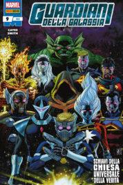 Guardiani Della Galassia n.9