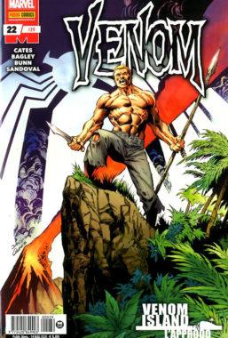 Copertina di Venom n.39 – Venom 22