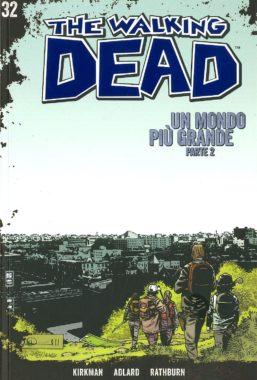 Copertina di The Walking Dead n.32 – Edizione Gazzetta dello Sport