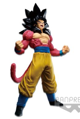 Copertina di Dragon Ball Gt Son Goku SS 4 Figure