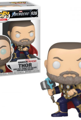 Copertina di Avengers Thor Stark Tech Suit Funko Pop 628