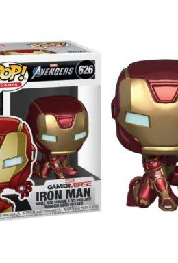 Copertina di Avengers Iron Man Stark Tech Funko Pop 626