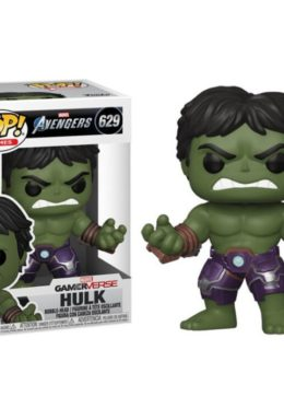 Copertina di Avengers Hulk Stark Tech Suit Funko Pop 629