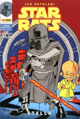 Copertina di Star Rats – Stella n.1 – Cover A