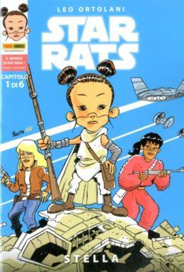 Copertina di Star Rats – Stella n.1 – Cover B