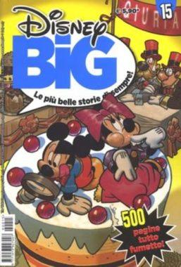 Copertina di Big Disney n.15