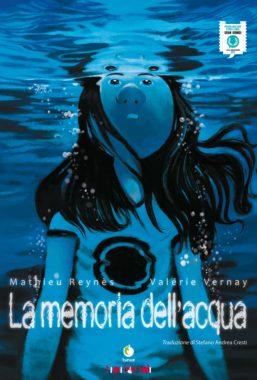 Copertina di La Memoria Dell'acqua