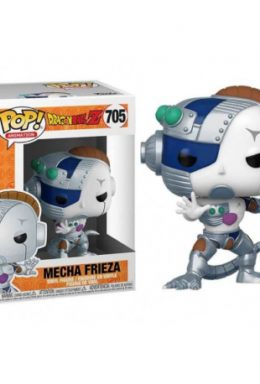 Copertina di Dragon Ball Z Mecha Frieza Funkon Pop 715