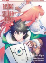 The Rising Of The Shield Hero n.12