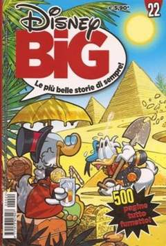 Copertina di Big Disney n.22