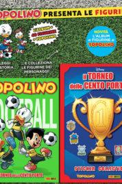 Supertopolino n.3368 + Album Torneo