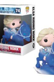Frozen 2 Elsa Riding Nokk Funko Pop 74