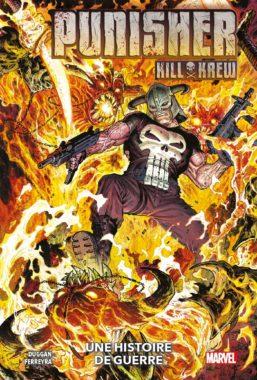 Copertina di Punisher Kill Krew