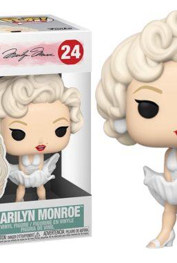 Copertina di Marilyn Monroe White Dress Funko Pop 24