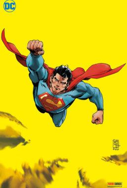 Copertina di Superman Alfa Variant
