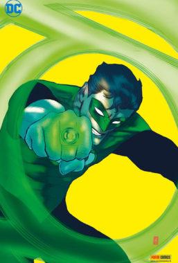 Copertina di Lanterna Verde Alfa Variant