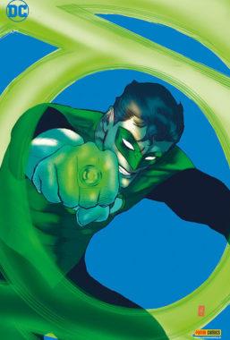 Copertina di Lanterna Verde Alfa