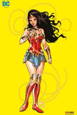 Copertina di Wonder Woman Alfa Variant