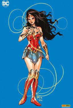 Copertina di Wonder Woman Alfa