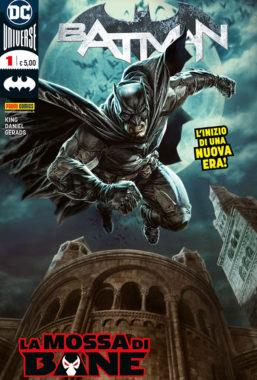 Copertina di Batman n.1
