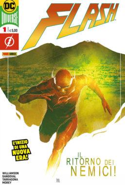 Copertina di Flash n.1