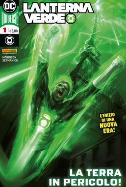 Copertina di Lanterna Verde n.1