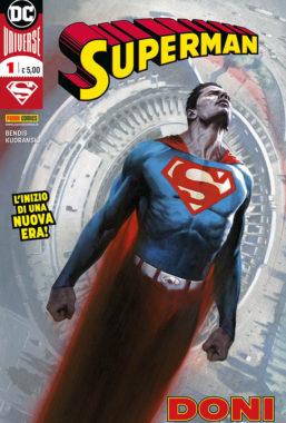 Copertina di Superman n.1