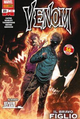 Copertina di Venom n.40 – Venom 32